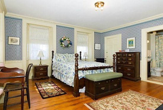 Newburyport, MA: Melissa Room