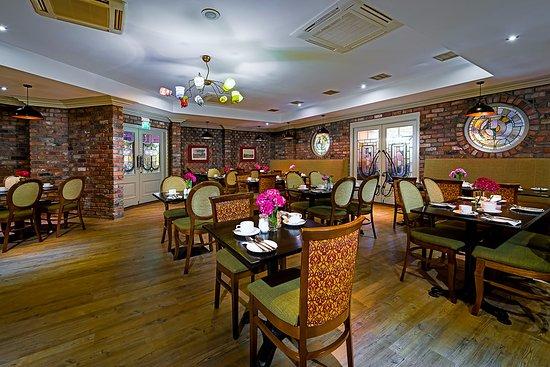 Shannon, Irlanda: Restaurant