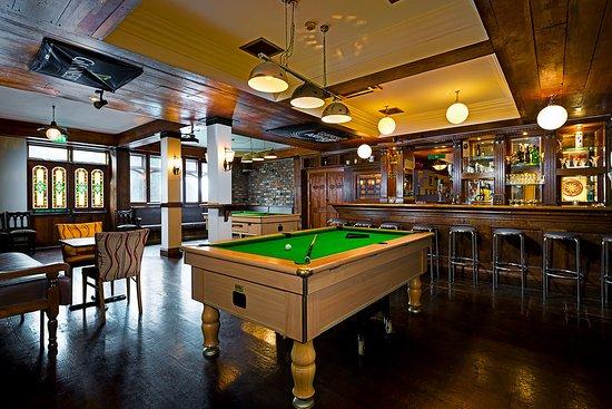Shannon, Irlanda: Pool room bar