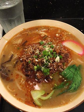 Dublin, CA: Spicy Miso Ramen