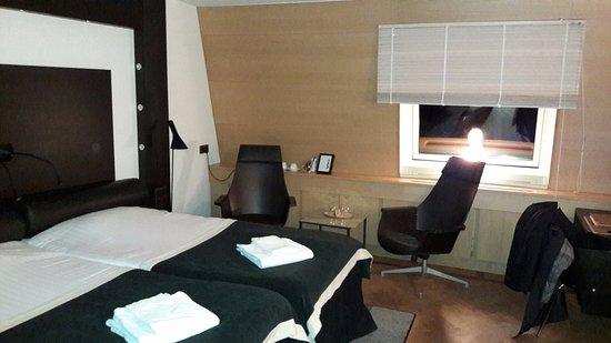 Lund, Suecia: Zimmer