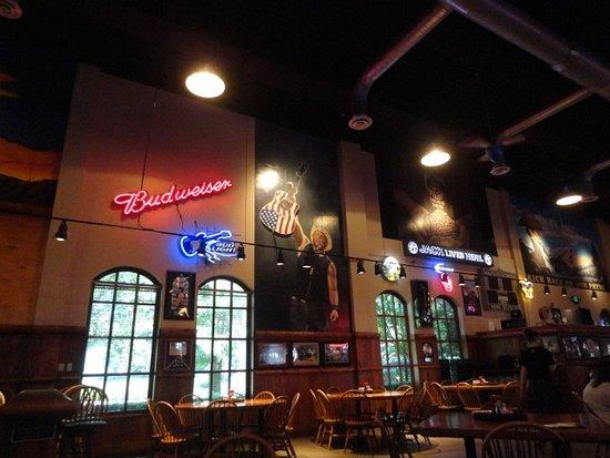 Toby Keith S Bar And Grill Oklahoma City Restaurant