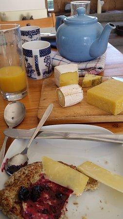 Borris, Irlanda: Breakfast