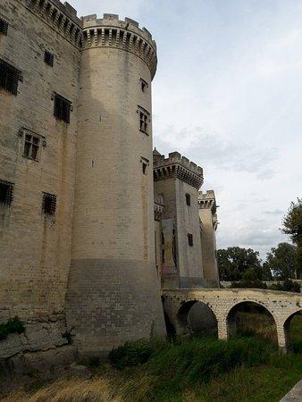Chateau de Tarascon: Douves
