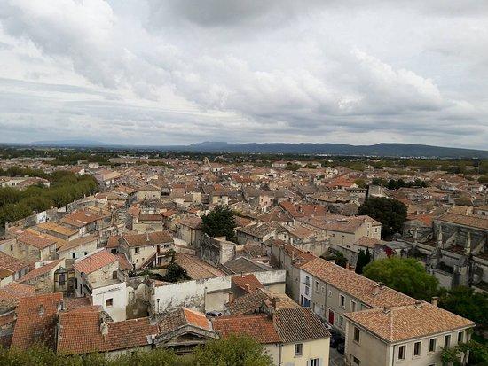Chateau de Tarascon: Vue du haut du château