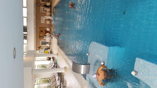 Abano Terme, Italy: Le piscine