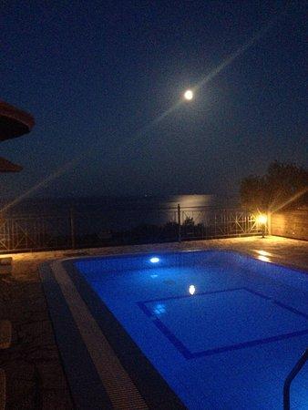 Agios Nikolaos, Yunani: Linda casa, ótimo serviço