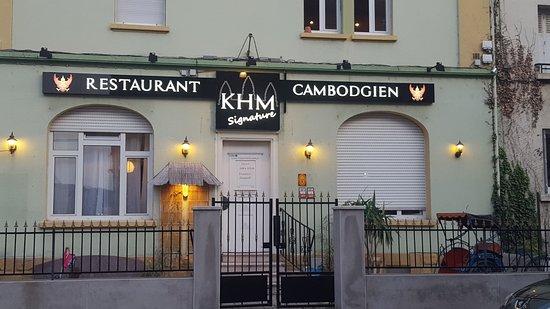 KHM Signature : entrée