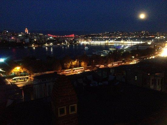 Hayriye Hanim Konagi Hotel: odamın manzarası