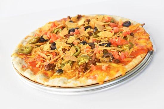 Harvey, LA: Taco Pizza