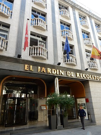 The 10 best madrid hotel deals apr 2017 tripadvisor for Hotel jardin recoletos