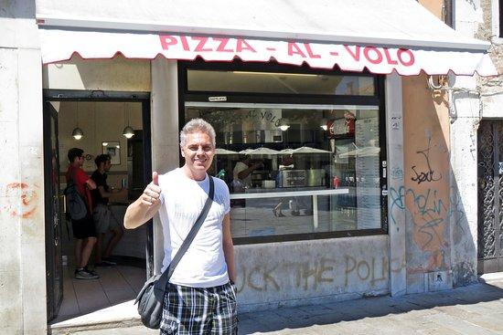 Local Pizza Al volo