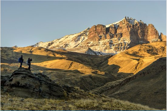 Tierra Patagonia Hotel & Spa: Tierra Patagonia, adventure and fun!