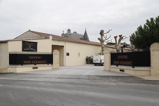Pessac, Γαλλία: Chateau Pape Clement