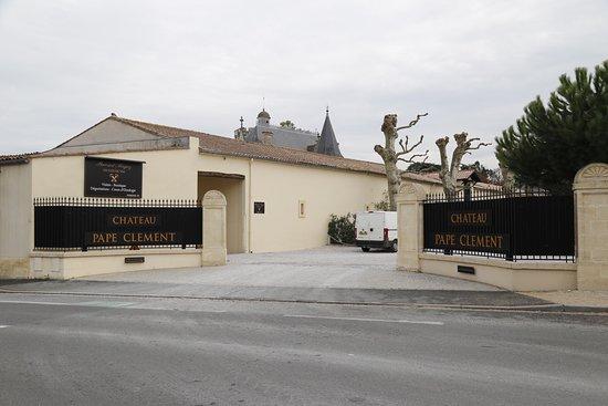Pessac, Frankrike: Chateau Pape Clement