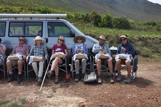 Elgin, Güney Afrika: Green Mountain Trail Wine tasting & Lunch, Day 2