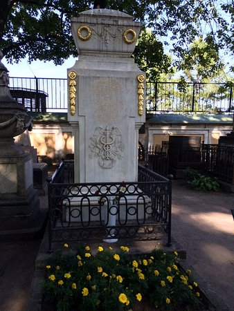 Dostoevsky S Grave Picture Of Tikhvin Cemetery St