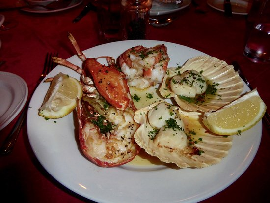 Twnti Seafood Restaurant: Seafood Combination