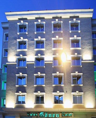 Laleli Gonen Hotel: Outside