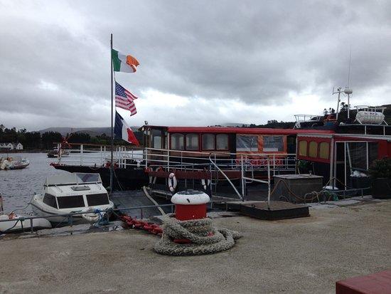 เคนแมร์, ไอร์แลนด์: the safari cruise, lots of nature and watching the seals and eagles
