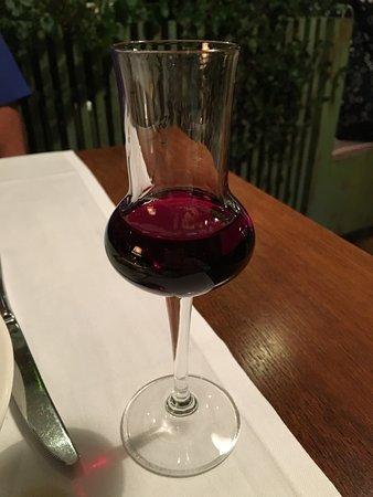 Restaurant Kibe : Brandy to top it off