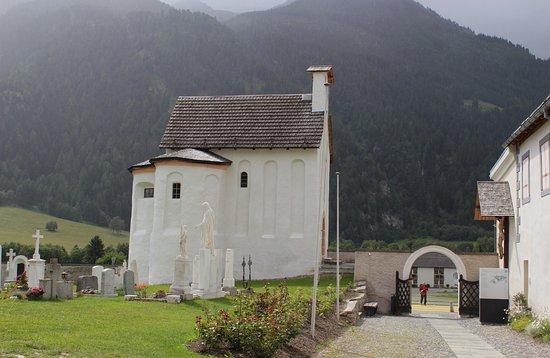 Mustair, Sveits: Klostermuseum Müstair (CH)