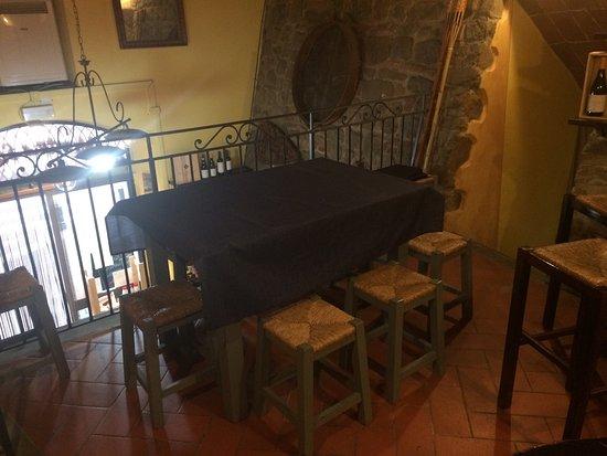 Monte San Savino, Italie : Un Monte di Sapori