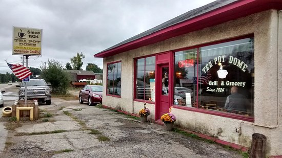 Paw Paw, MI: Since 1924, All American food