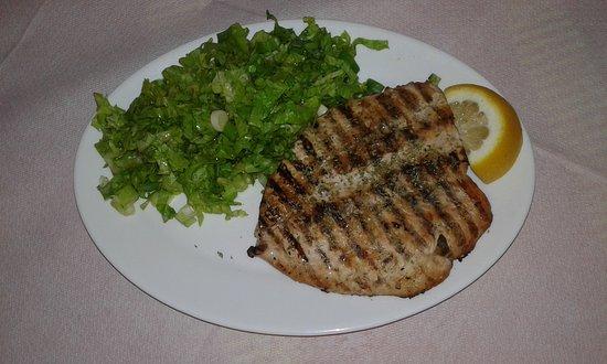 La Belle Helene : Chicken on the Grill