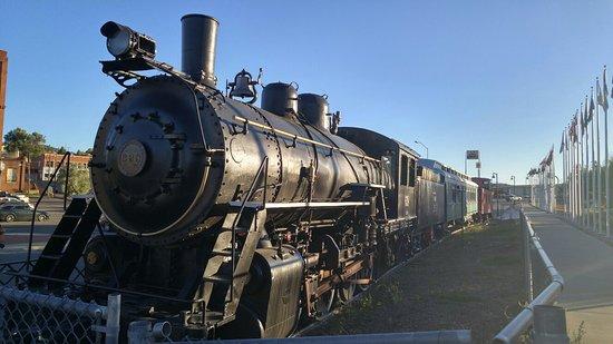 Steam Engine 638