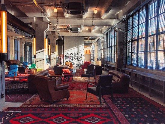 Fabrika Hostel & Suites