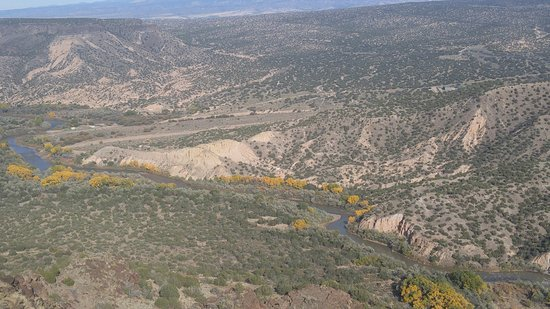 Los Alamos, NM: Overlook - White Rock, NM