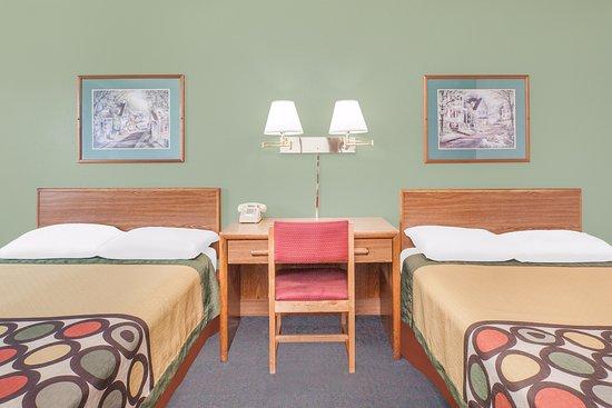 Glens Falls, estado de Nueva York: 2 Double Bed room