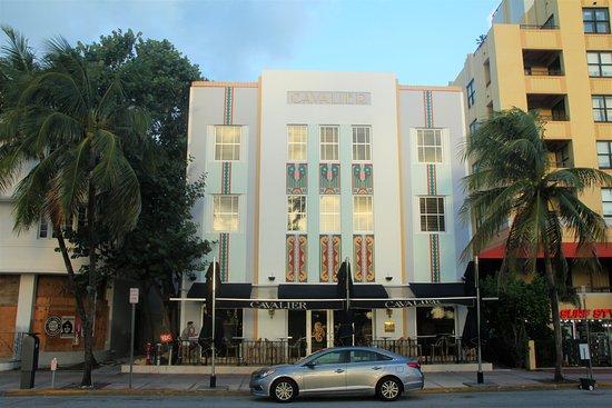 Cavalier South Beach Hotel On Ocean Drive