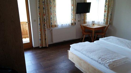 Panoramahotel Burgeck: HTH Zimmer mit Balkon