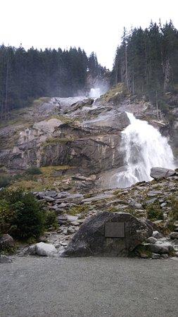 Panoramahotel Burgeck: Krimmler Wasserfälle