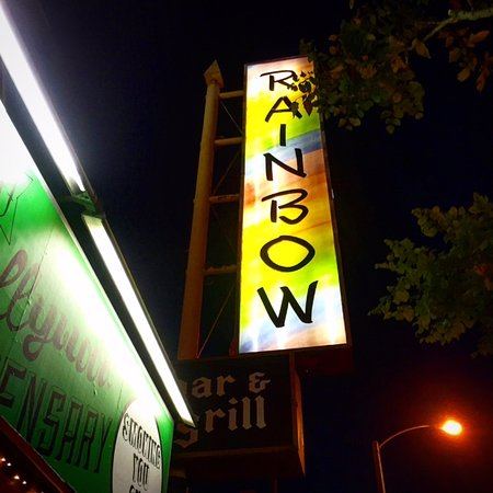 Beverly Hills, Californie : Rainbow Bar and Grill and other live music venues like The Roxy, The Viper Room and The Whis