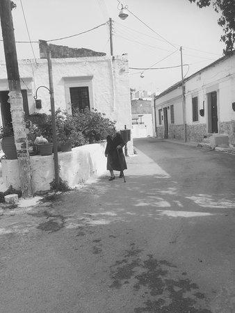 Kamilari, Greece: Loggia