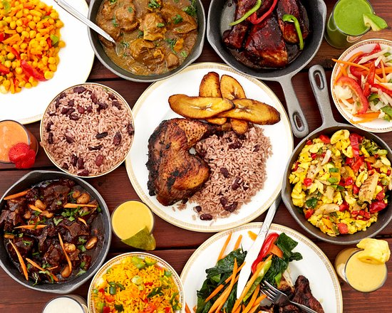 caribbean scene quick a birdseye view of authentic caribbean offering from csq
