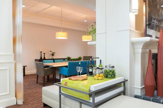 Hilton garden inn west lafayette wabash landing 119 1 2 8 updated 2018 prices hotel for Hilton garden inn west lafayette