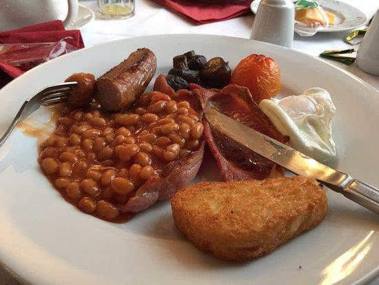 Barrow-in-Furness, UK: Breakfast