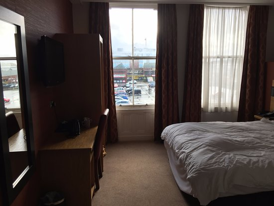 Barrow-in-Furness, UK: Room 209