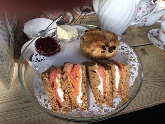 Steyning Tea Rooms: The most lovely afternoon tea. Highly recommended