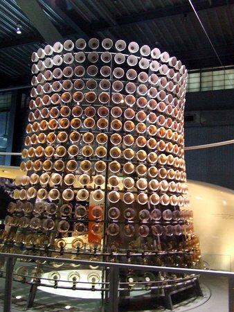 คอร์นนิง, นิวยอร์ก: Pyrex dish tower