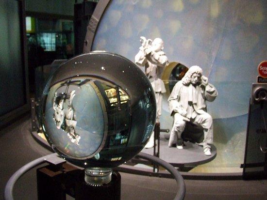 Corning, estado de Nueva York: telescope exhibit
