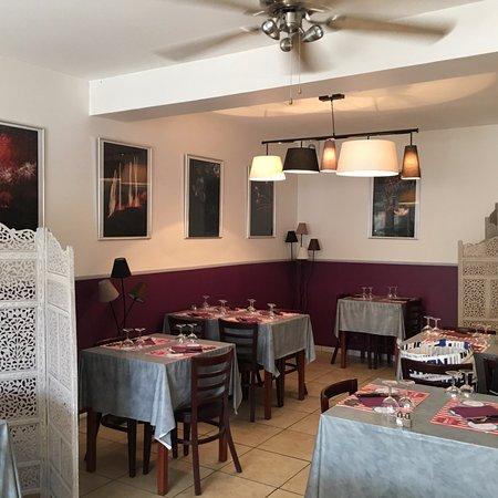 La Redorte, Франция: possibilité de repas de groupe sous réservation