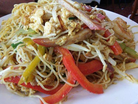 Laguna Hills, CA: Vietnamese noodles