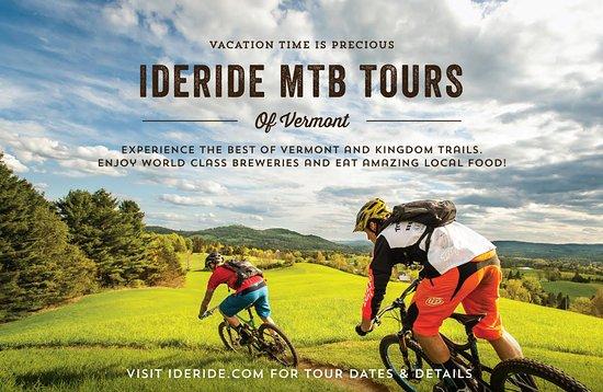 East Burke, VT: IdeRide Tours