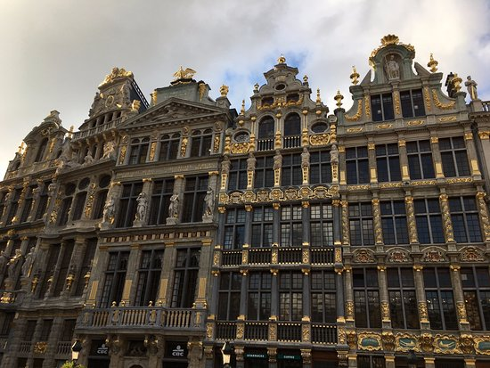Grand place de bruxelles billede af grand place - Office de tourisme bruxelles grand place ...