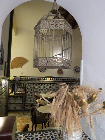 Hotel Abanico Sevilla: Espace petit-dejeuner